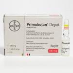 10, 50 lv Primabolan Bayer Primobolan Depot-1ампула 100мгмл