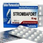 27 лвStanozolol, stromba, Strombafort - 60×10 mg