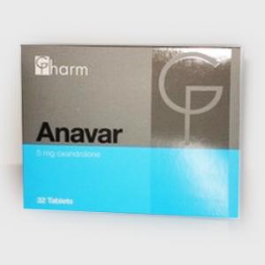 33 лв Anavar, Анавар – 32т.  5 мг – Оксандролон
