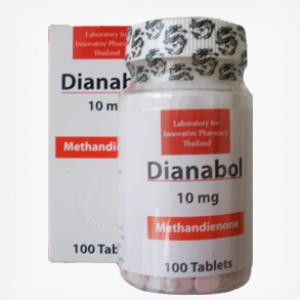 33 лв Dianabol Methandienone 100x10mg– Метандростенолон, метан на LipThay)