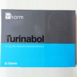 36,90 лвTurinabol, Туринабол – 32 таблетки по 10 милиграма