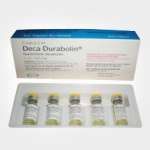 5 лв Deca Durabolin, Deca-Durabolin, Nandrolone Decanoate, Дека-Дураболин 2ml200mg