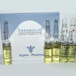 59 лв Parabolin(Parabolan) 5 ампули Trenbolone 1,5 ml 76,5 mg