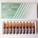 61 лв Deca-durabolin, nondrolone, Decabol – Нандролон деканоат, Дека-дураболин 200мгмл