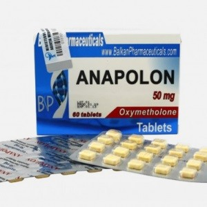78 лв Anapolon, Anadrol Anapolon – Анадрол 60 табл по 50 мг