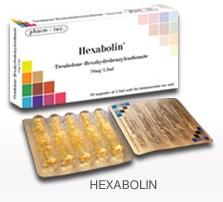 Параболан-ParabolanHexabolin-trenbolon